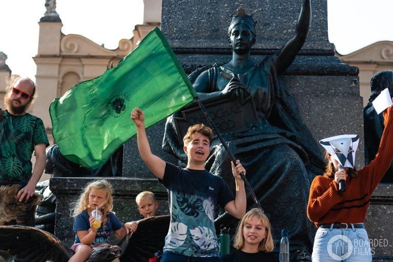W piątek w Nowym Sączu odbędzie się Młodzieżowy Strajk Klimatyczny!