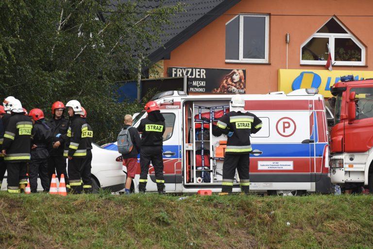 Wypadek w Świniarsku uznano za katastrofę w ruchu lądowym. Sprawcy grozi do 12 lat więzienia