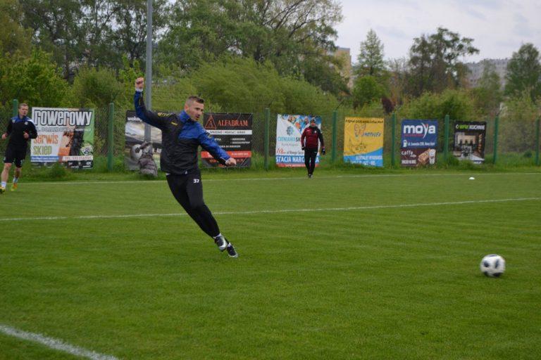 Bartłomiej Dudzic strzelił 4 gole i wysłał jasny sygnał trenerowi