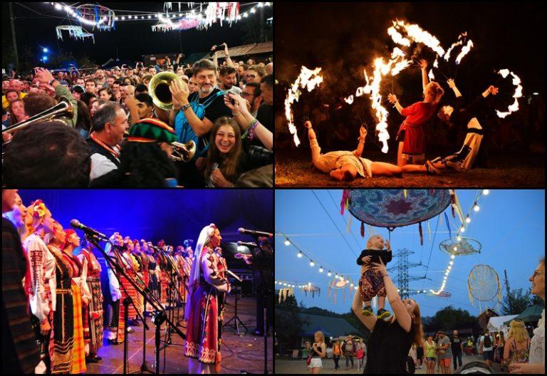 Rekordowa 7. Pannonica Festival, czyli trzydniowy ogień w krzakach nad Popradem