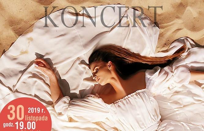 Zbliża się koncert promujący debiutancką płytę Izabeli Szafrańskiej