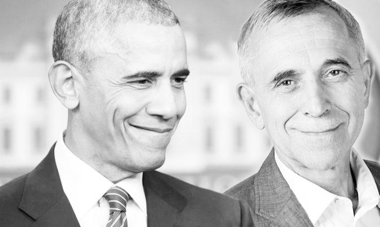 Hantle i róże. Barack Obama i Jan Duda