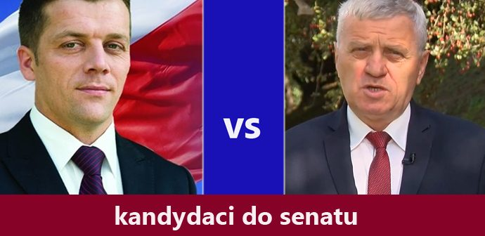 Senator Stanisław Kogut kontra radny Wiktor Durlak. DEBATA ON-LINE! Oglądaj TERAZ!