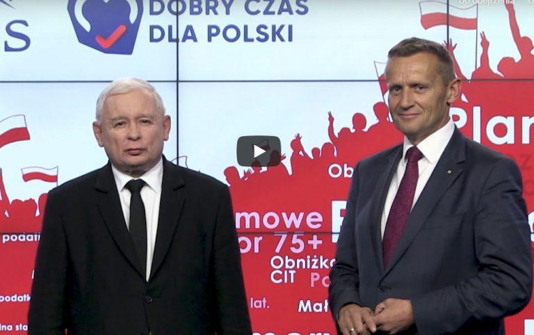 Jarosław Kaczyński: poseł Józef Leśniak powinien być w Sejmie kolejnej kadencji