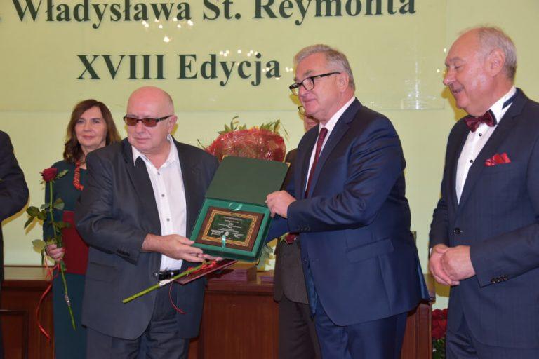 Pracownik sądeckiego Cechu laureatem prestiżowej nagrody literackiej