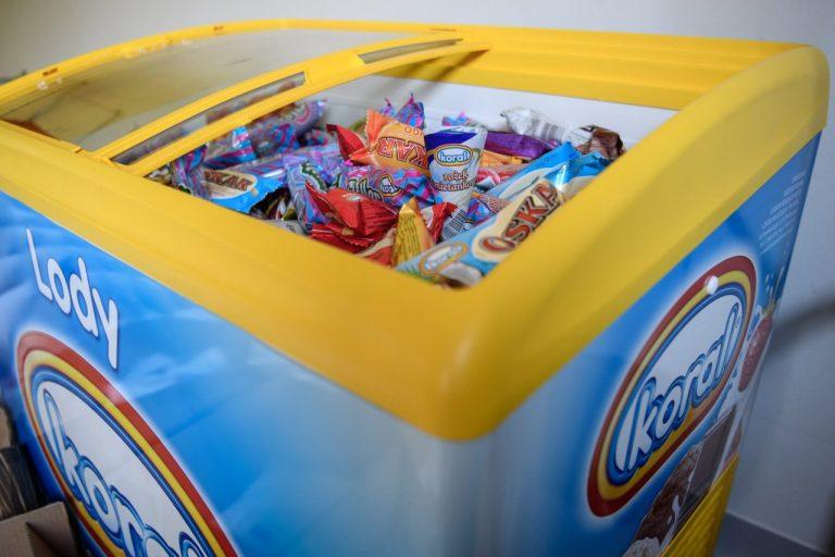 Ponad 12,5 miliona litrów lodów sprzedali w czerwcu. To rekord w 40-letniej historii firmy
