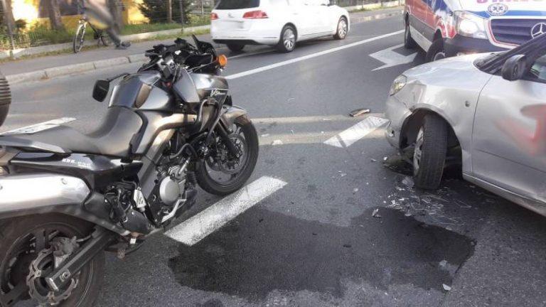 Uwaga! Poszukiwani świadkowie wypadku drogowego