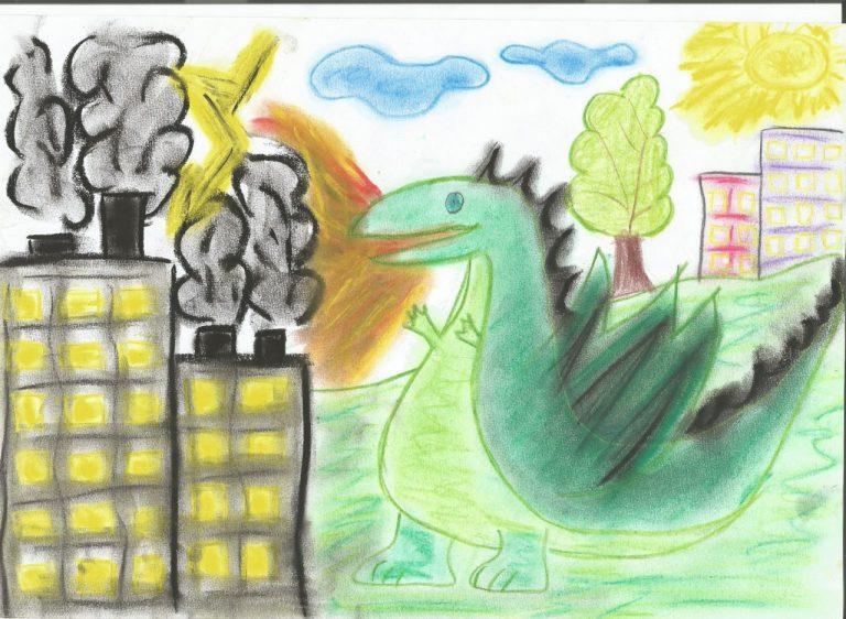 Co zrobi smok aby przegonić smog? – wyniki konkursu.