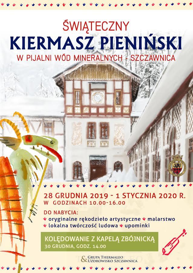 28 grudnia – 1 stycznia, Szczawnica: Świąteczny Kiermasz Pieniński