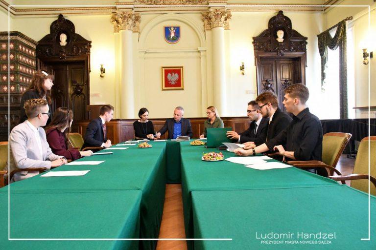 Nowy Sącz: znamy już skład Młodzieżowej Rady Miasta