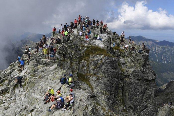 Vysoké Tatry: Letná turistická sezóna prekonala návštevnosť z roku 2018