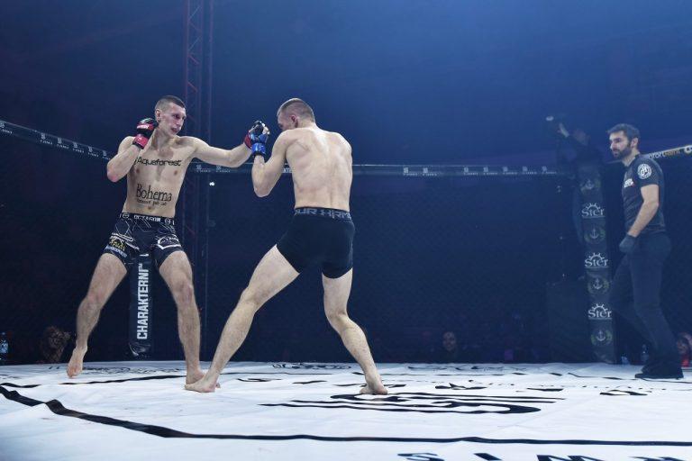 MMA: Zwycięstwo początkującego sądeczanina