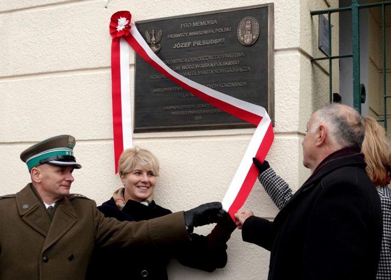 Nowy Sącz: Józef Piłsudski zostawił tu cząstkę serca