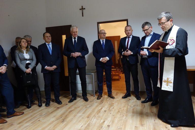 Andrzej Gut-Mostowy otworzył biuro poselskie w Nowym Sączu