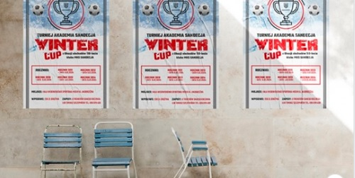 Piłka nożna. Turniej Winter Cup już niebawem