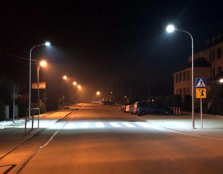 Powiat nowosądecki: na trzech przejściach w nocy jasno jak w dzień