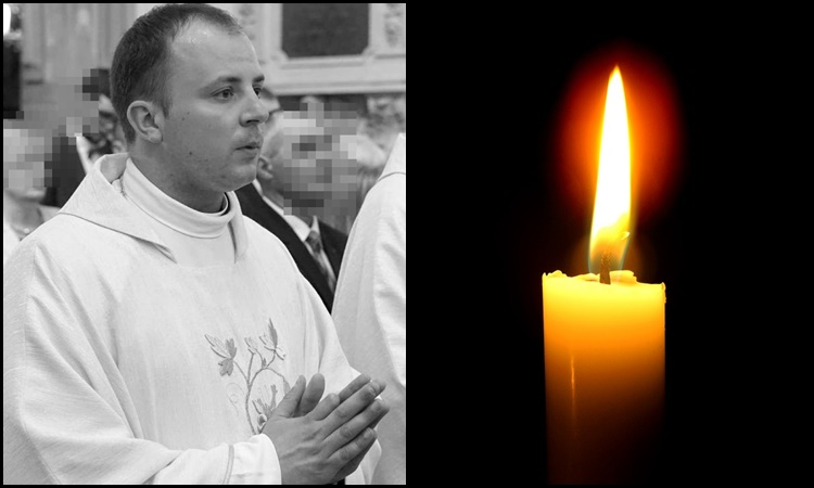 W sobotę ostatnie pożegnanie śp. księdza Piotra Pławeckiego