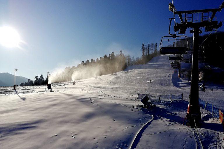 RyterSki, czyli narciarski raj…
