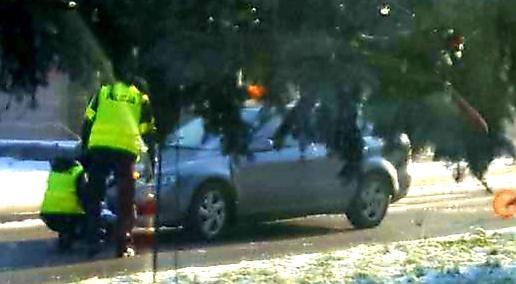 Nowy Sącz: nie żyje seniorka potrącona przez samochód na Alejach Wolności