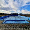 basen nad Łubinką, Nowy Sącz