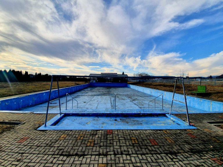 Jeszcze w tym roku basen nad Łubinką przejdzie metamorfozę