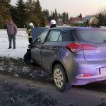 rozbity Hyundai