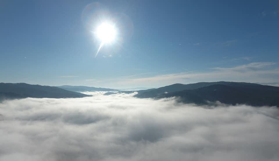 Góry Leluchowskie