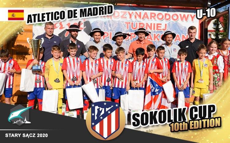 PSG, Atletico Madryt, AC Milan i Chelsea. Oni zagrają na Sokoliku!