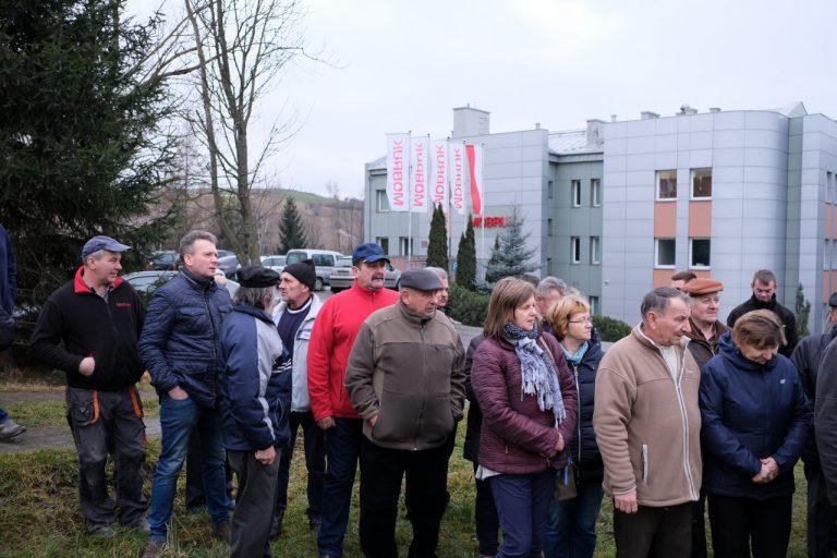 Gmina Korzenna: Posłanka Gosek-Popiołek spotka się z mieszkańcami w sprawie Mo-BRUKU