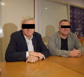 Stanisław Kogut i jego syn Grzegorz zostali aresztowani