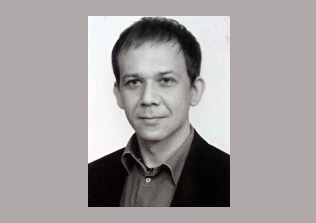 Dawid Listos, dyrektor Miejskiego Ośrodka Kultury w Nowym Sączu
