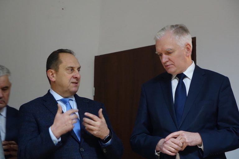 Wiceminister Andrzej Gut-Mostowy: od razu zaczynamy działanie
