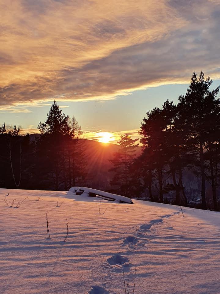 Malnik, Góry Leluchowskie