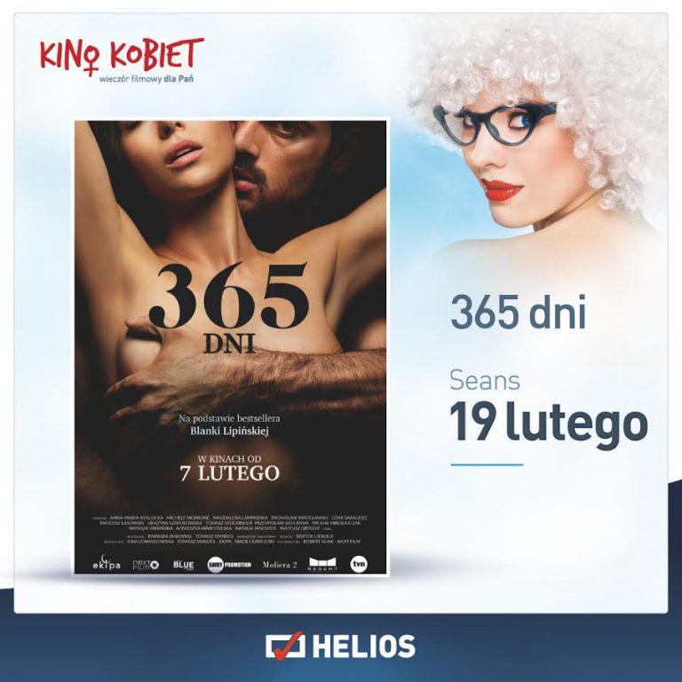 W środę kolejne Kino Kobiet w Heliosie. Mamy dla Was upominek!