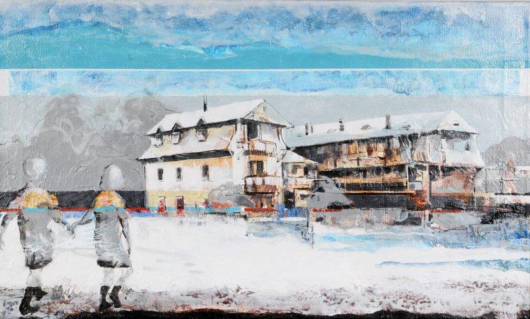 Artyści Sądecczyzny po raz pierwszy pokażą swoje obrazy na Ursynowie