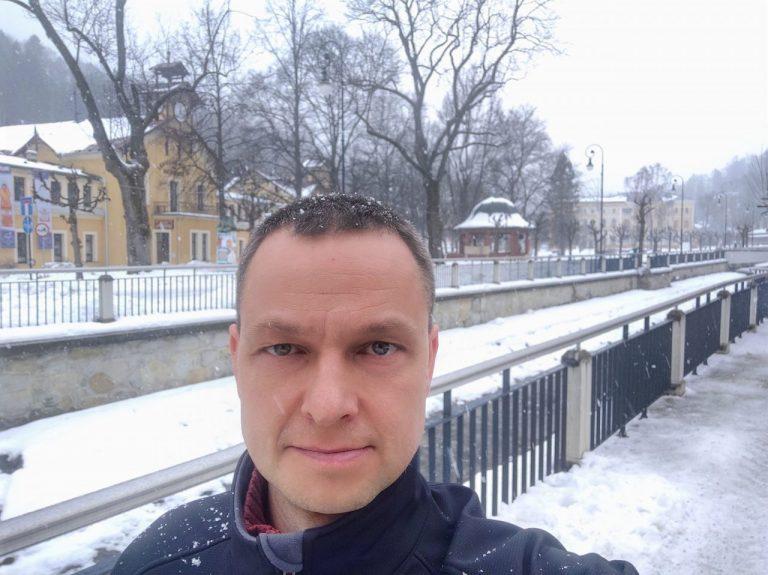 Krynica – tu produkują śnieg
