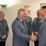 Pożegnanie zastępcy komendanta sądeckiej Policji