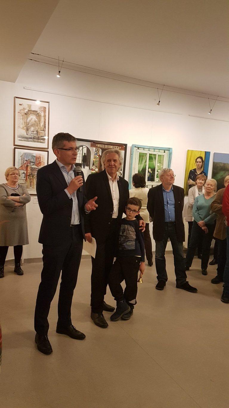 Sądeccy artyści w Warszawie