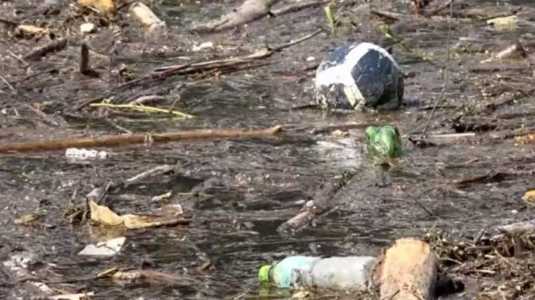Tauron Ekoenergia odpowiada Jagnie Marczułajtis-Walczak w sprawie śmieci w jeziorze: nie my je wytwarzamy