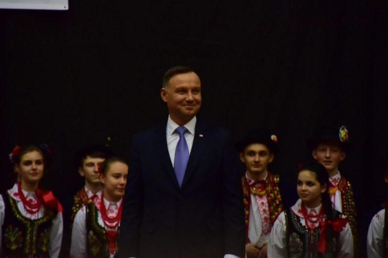 Prezydent Andrzej Duda odwiedzi nasz region. Spotka się z wyborcami