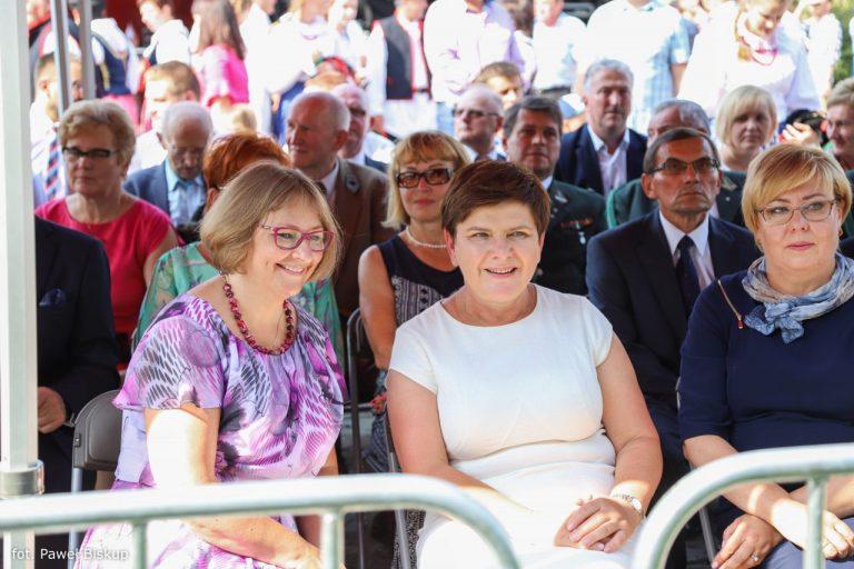 Poseł Patryk Wicher otwiera biuro. Była premier Beata Szydło również będzie w nim urzędować