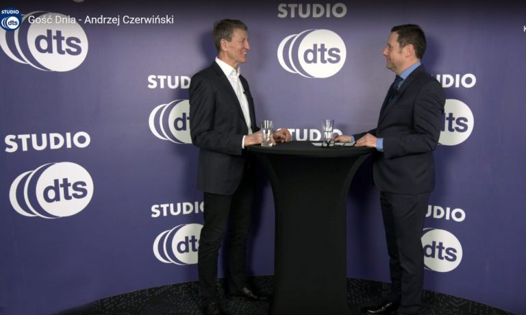 Andrzej Czerwiński gościem Studio DTS: zazdrość to najgłupszy z grzechów…