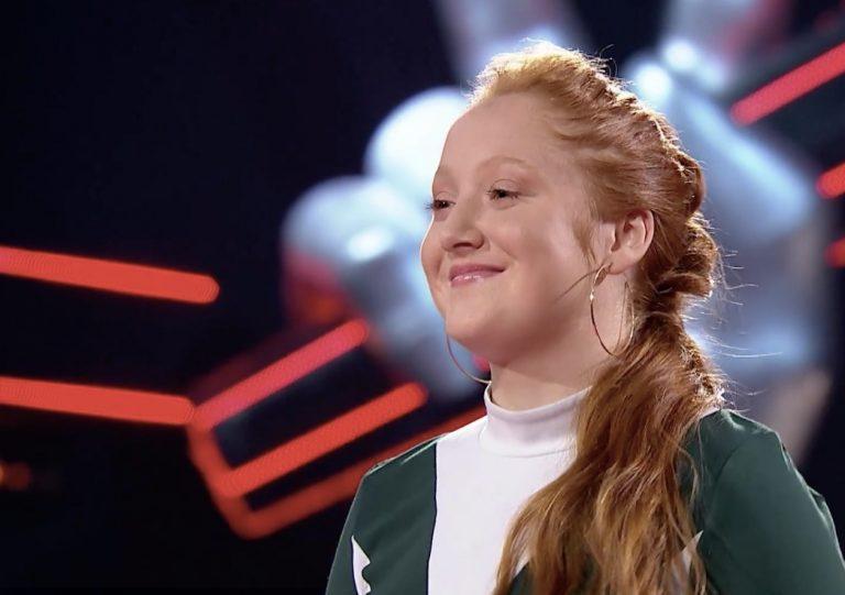 Sądeczanka w The Voice Kids pokazała, że nie można się poddawać! Julia Wincenciak wygrała bitwę!
