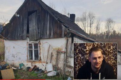 Szymon Smyda, dom nadaje się do rozbiórki