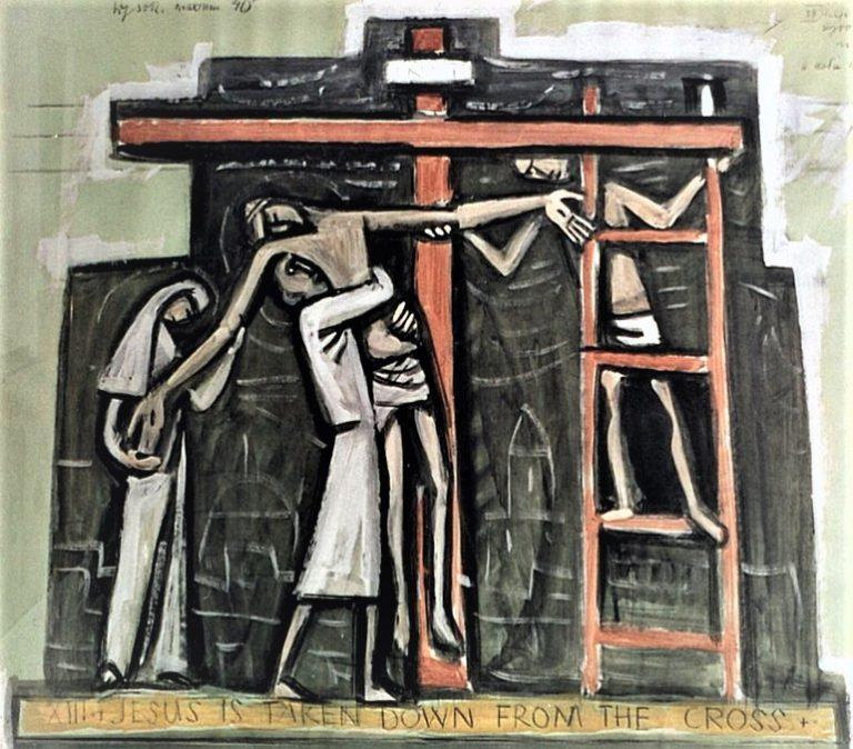 Adam Kossowski – zapomniany malarz rodem z Nowego Sącza