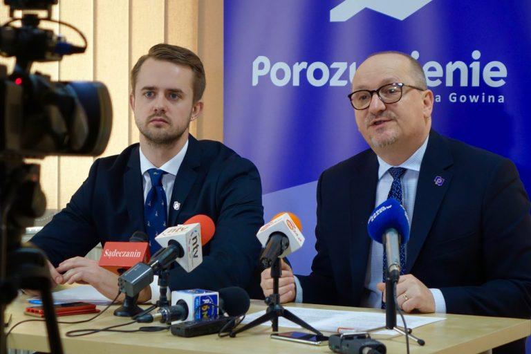 """""""Porozumienie"""" chce powtórki sukcesu wyborczego dla Andrzeja Dudy. Partia liczy na poparcie rzędu 80-90 %"""