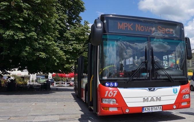 Od 1 lipca podrożeją bilety sądeckiego MPK