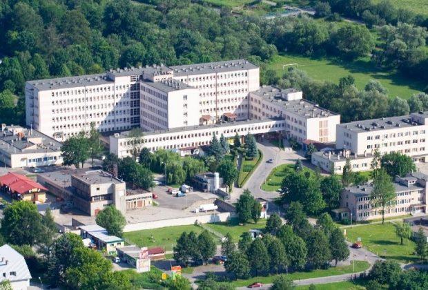 W limanowskim szpitalu zmarła kobieta, u której stwierdzono koronawirus
