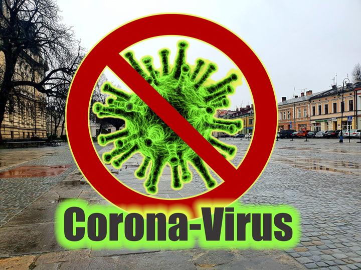 corona virus Nowy Sącz