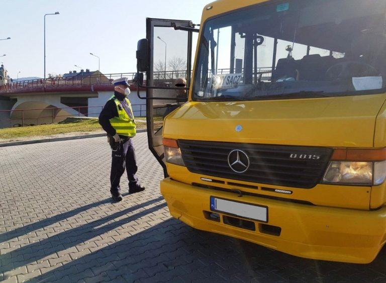 Policja uruchamia dwa posterunki – na Krzyżówce i w Rytrze